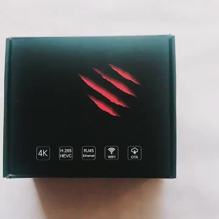 Tx6 With Dual Antennas Faster Communication 4k Android Custom Firmware Set Top Tv Box Allwinner H6