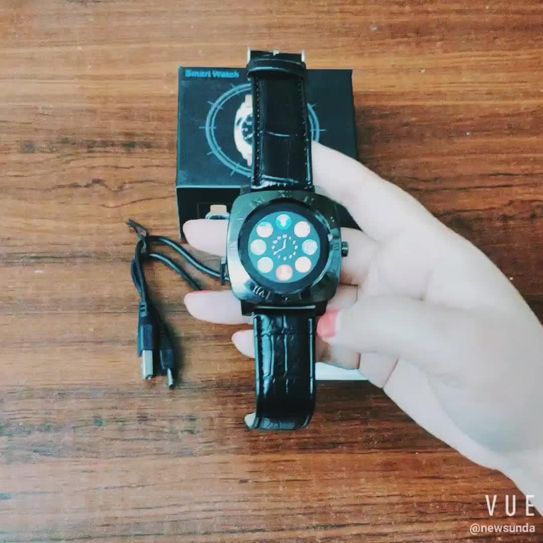 Мужские модные часы и Умные Bluetooth часы с китайскими наручными часами X3