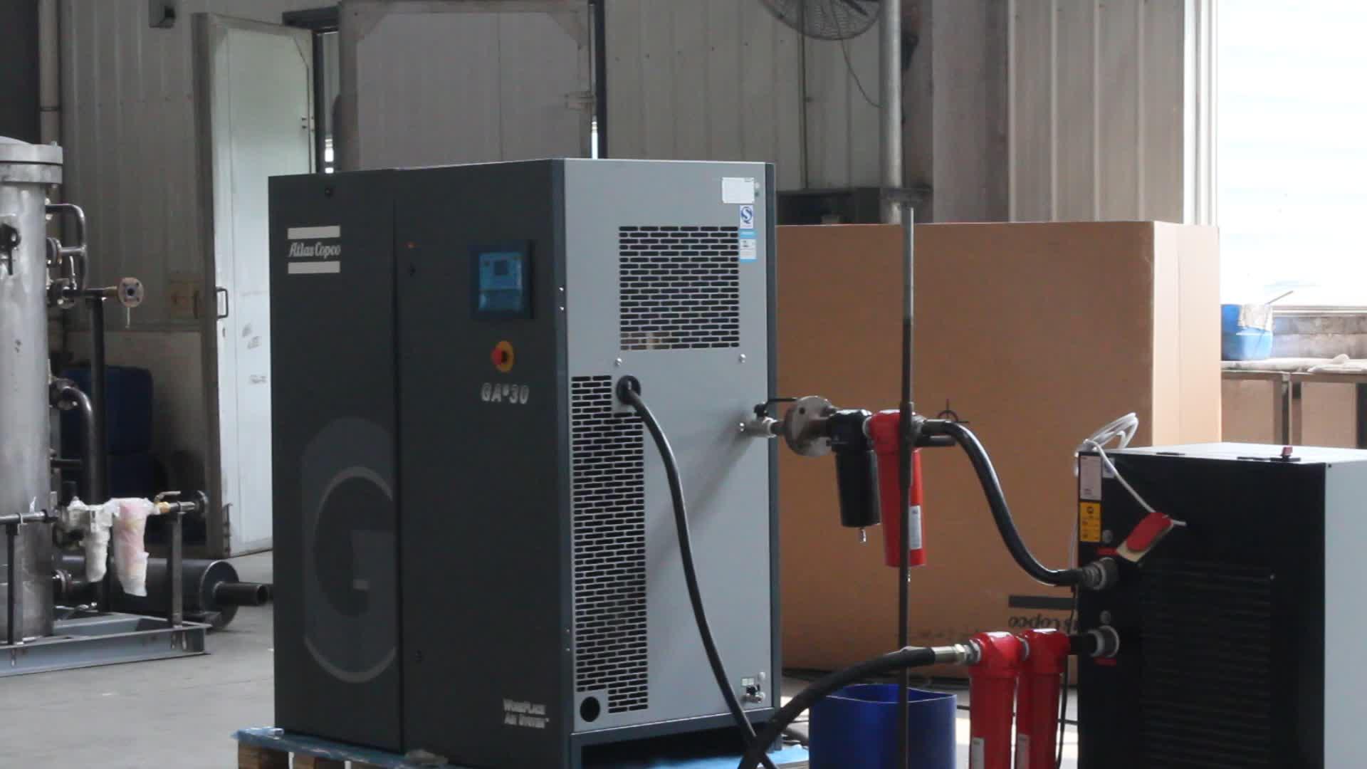China made cylinder filling station Oxygen cylinder filling plant PSA oxygen generator 30 years manufacturer supplier exporter