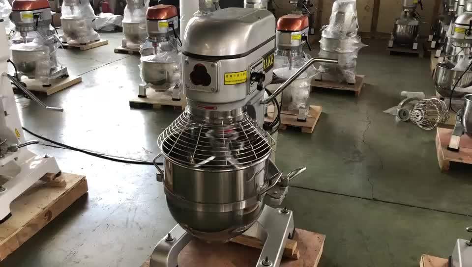 60L Hoge Kwaliteit Planetaire Mixer Spar Taart Mixer Goede Prijs Voor Verkoop
