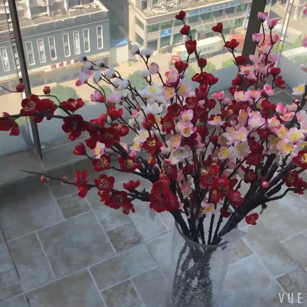 Wholesale Artificial Flowers Wintersweet For Home Decor