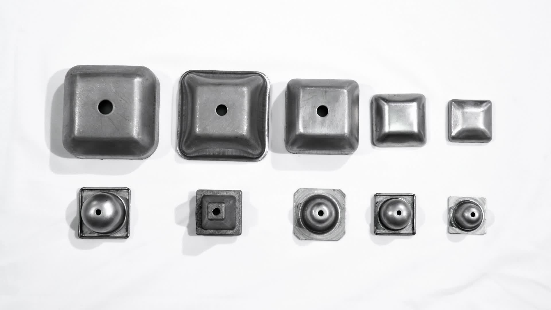 シート金属亜鉛メッキ防錆炭素鋼 stillage 積層した足ベース積み重ねカップ