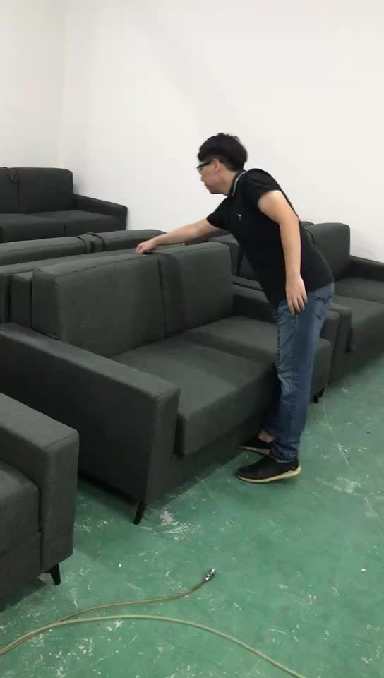 2019 Best Sell Folding Double Corner Sofa Cum Bed With Storage