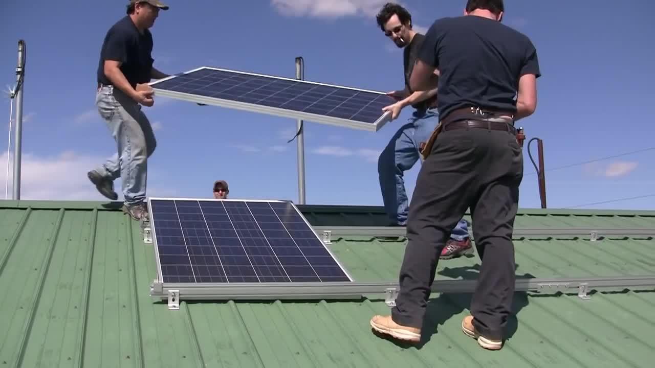 Greensun free shipping 3kw 5kw 8kw 10kw solar energy system10kw 홈 solar system