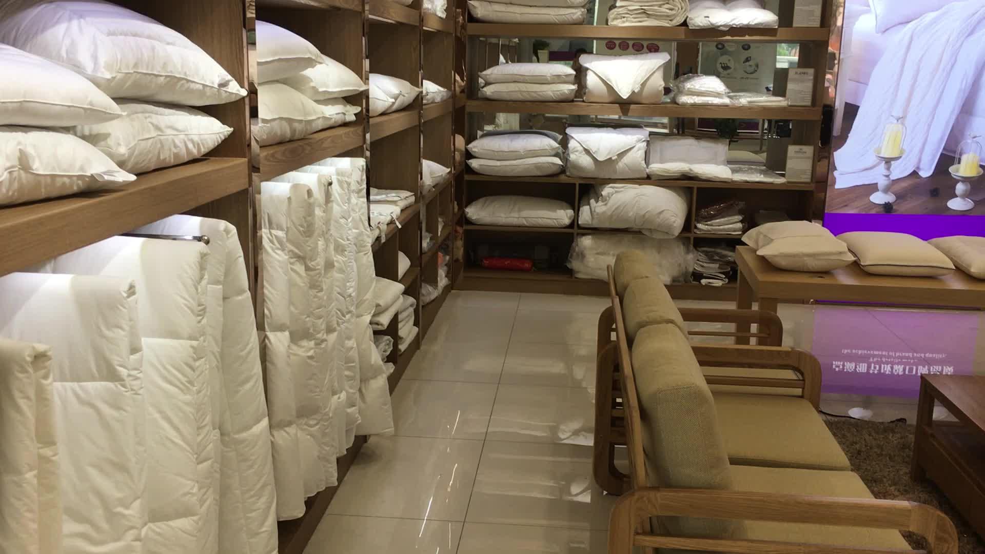 Gewatteerde hotel matras protector