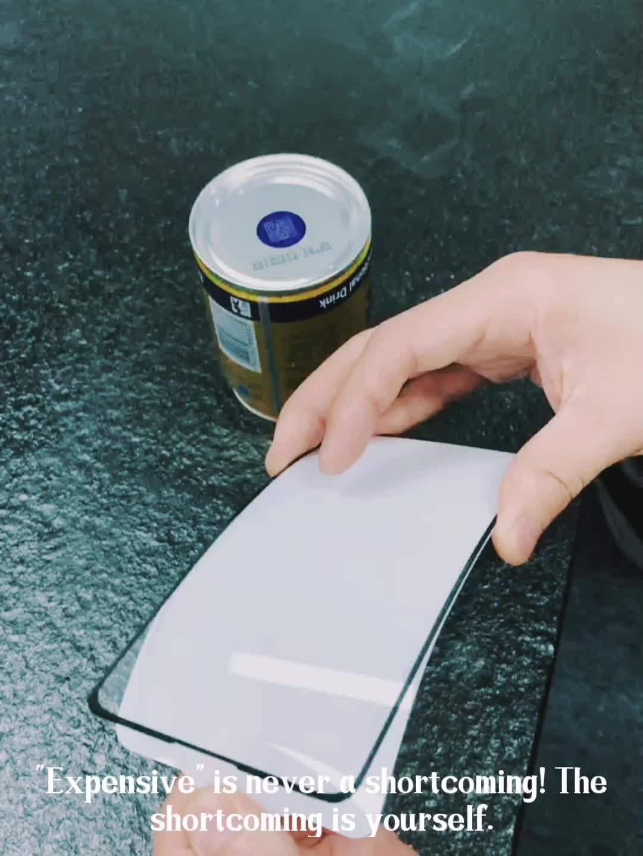 Für freefron screen protector iphone x 5d gehärtetem glas 9 h screen protector apple handy anti blau licht bildschirm protector