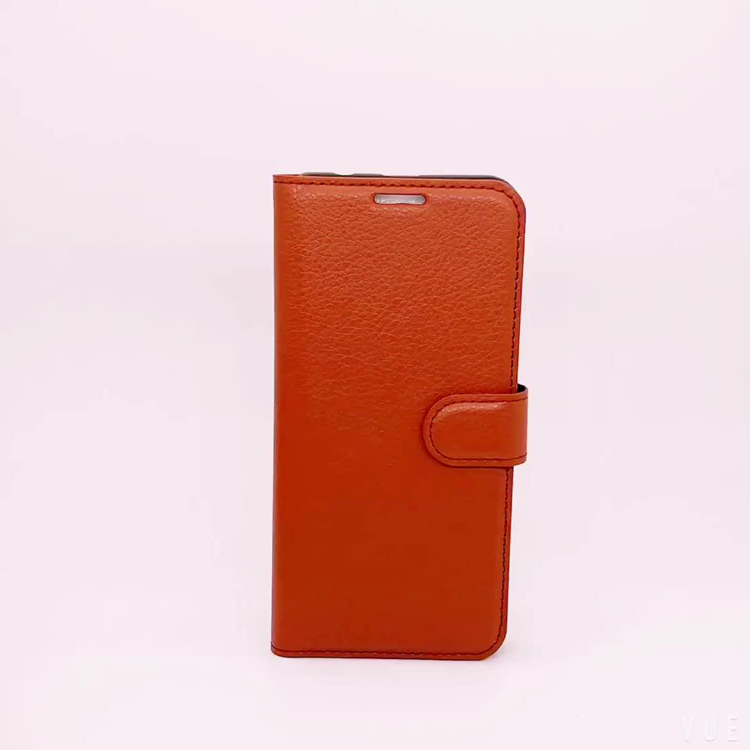 아이폰 X XS 가죽 케이스 홀더 전화 지갑 케이스 실리콘 뒤 표지 휴대 전화 액세서리 모바일 케이스 가방