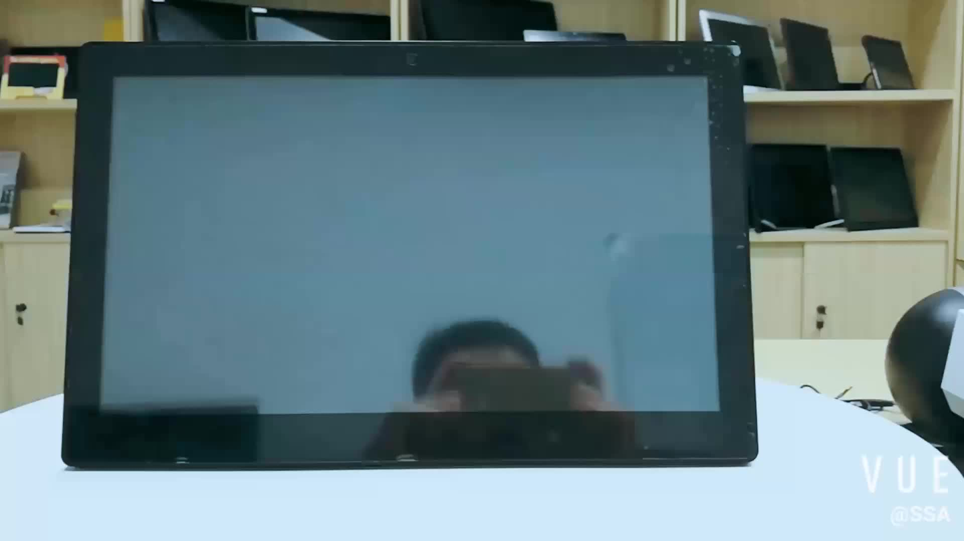 15.6 inch 1920*1080 ips Android wifi wall mounted lcd display advertising player digital signage