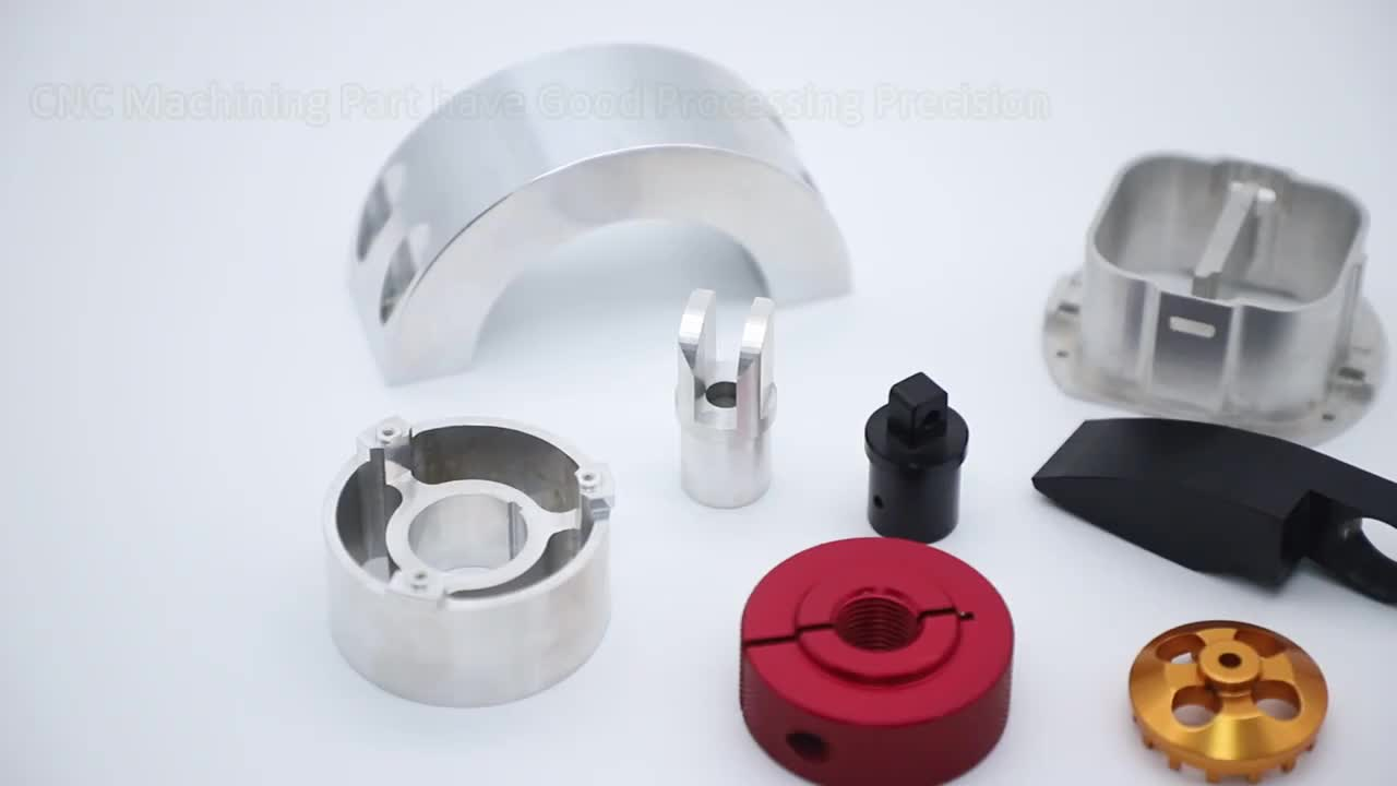 High quality and OEM service CNC machining parts