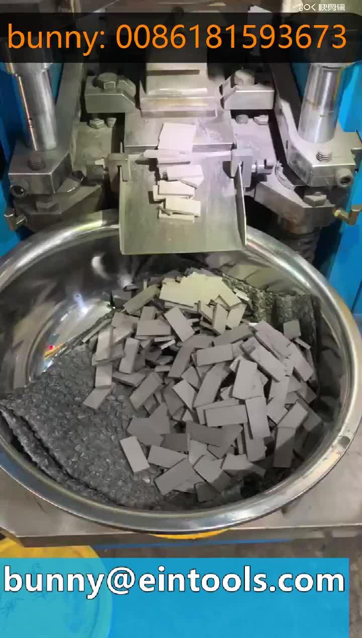 EIN fabriek groothandel high efficiency diamant segment voor snijden graniet marmer