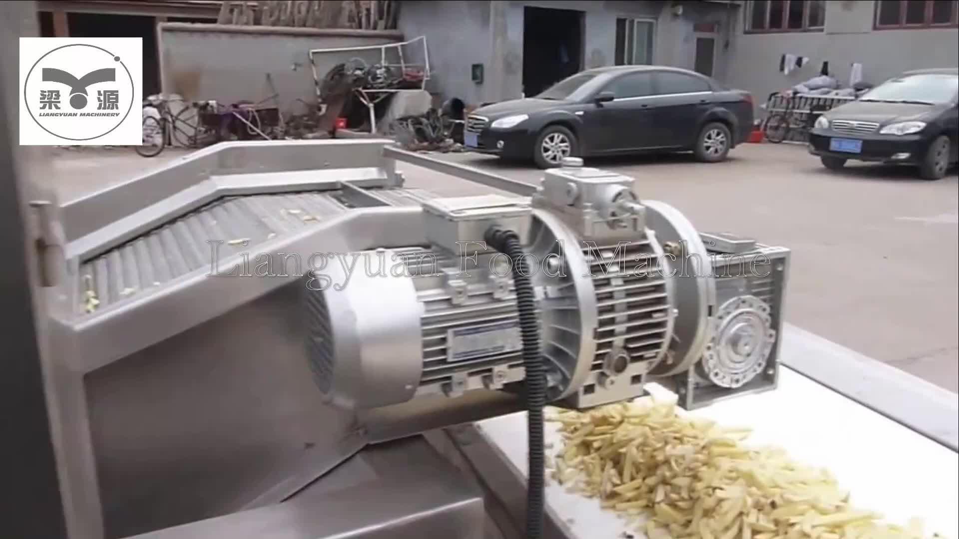 감자 칩 스낵 기계 zhucheng liangyuan