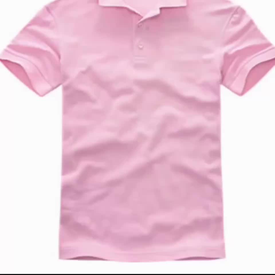 2019 Offre Spéciale Populaire En Gros Haute Couleur Polo T-Shirt