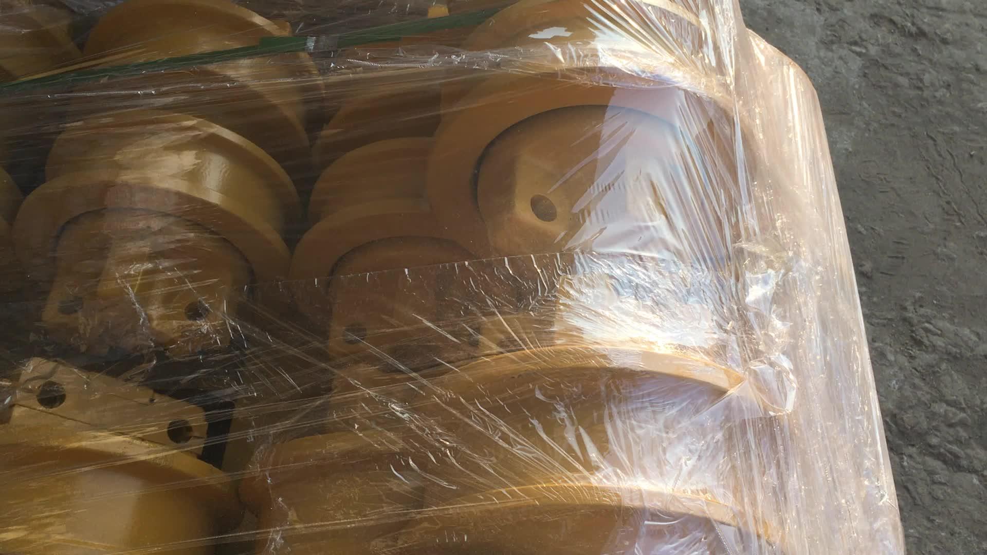 155-30-00250 145-30-00320 SF S/F singola flangia bulldozer pista roller per komatsu bulldozer D75-2 D80-18 D85-18 D95-1 D85-21