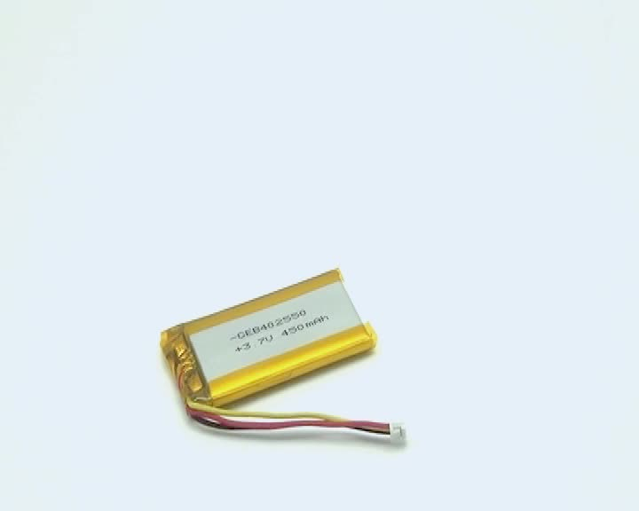 704050 3.7V 1600mAh Lipo battery polymer battery with PCB and plug