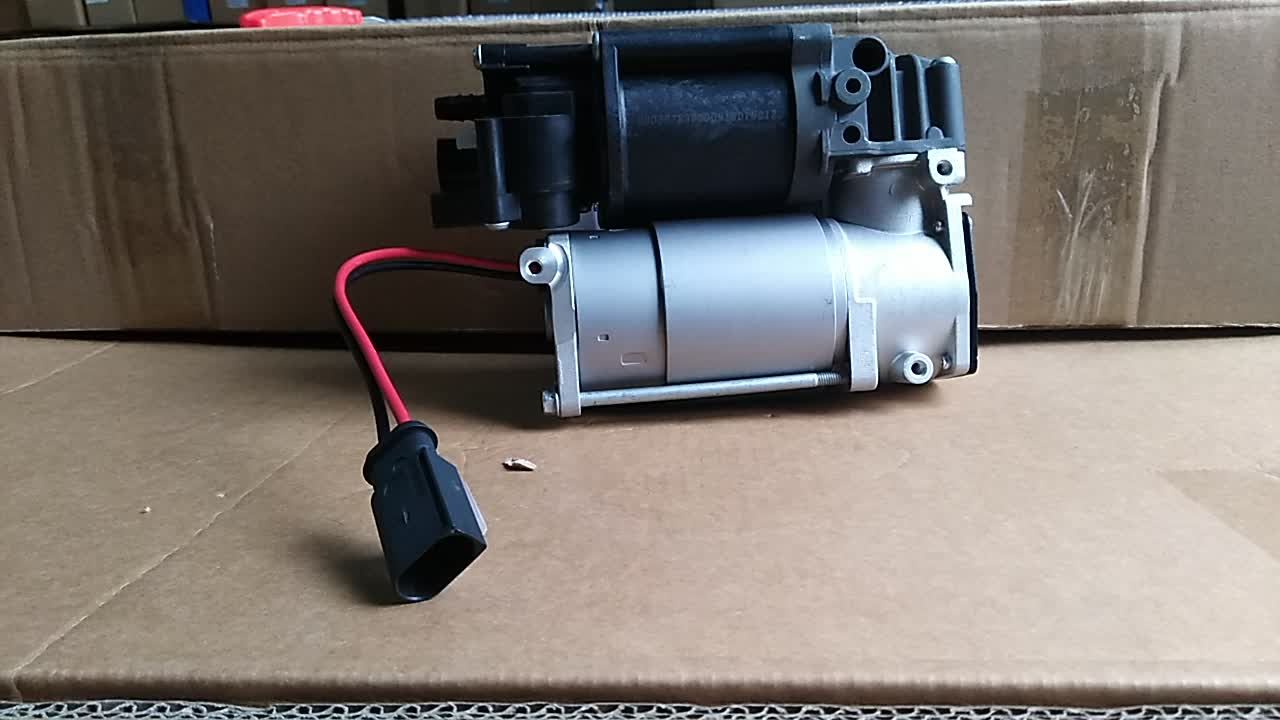 Brand New Pneumatic air suspension compressor for  X5 F15/F85 X6 F16/F86 37206875177 37206868998