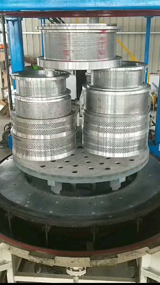High quality X46Cr13 ring die for animal feed machine