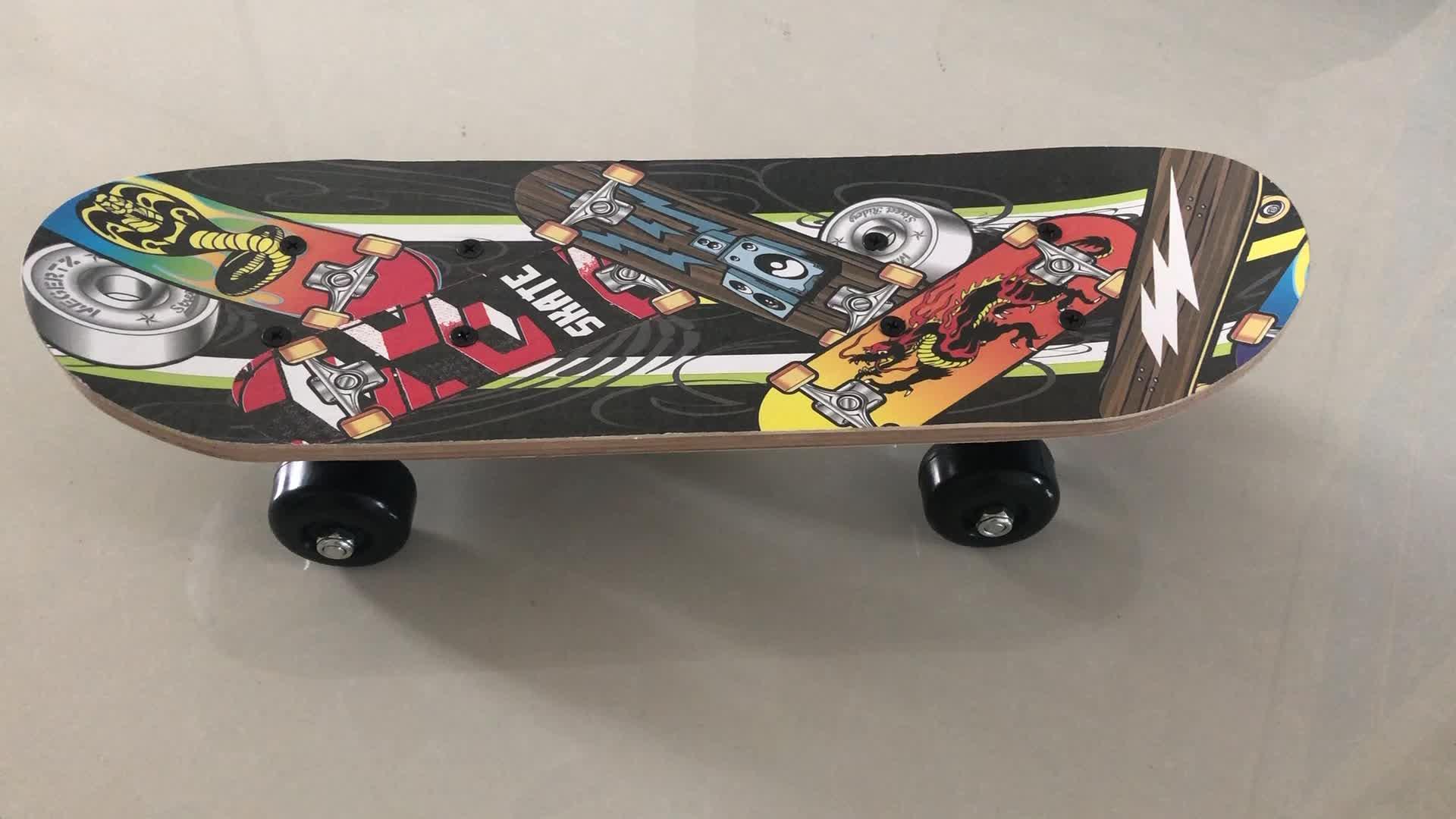 Convés de Bordo Canadense skate Profissional Skate