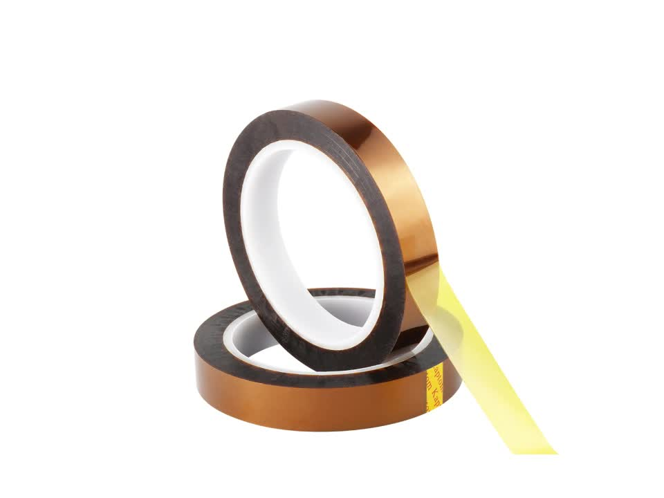 China supplier high temperature ESD polyimide film tape
