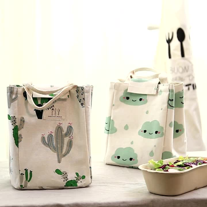 2019 Inc Hot Selling Heat Insulation Lunch Bag