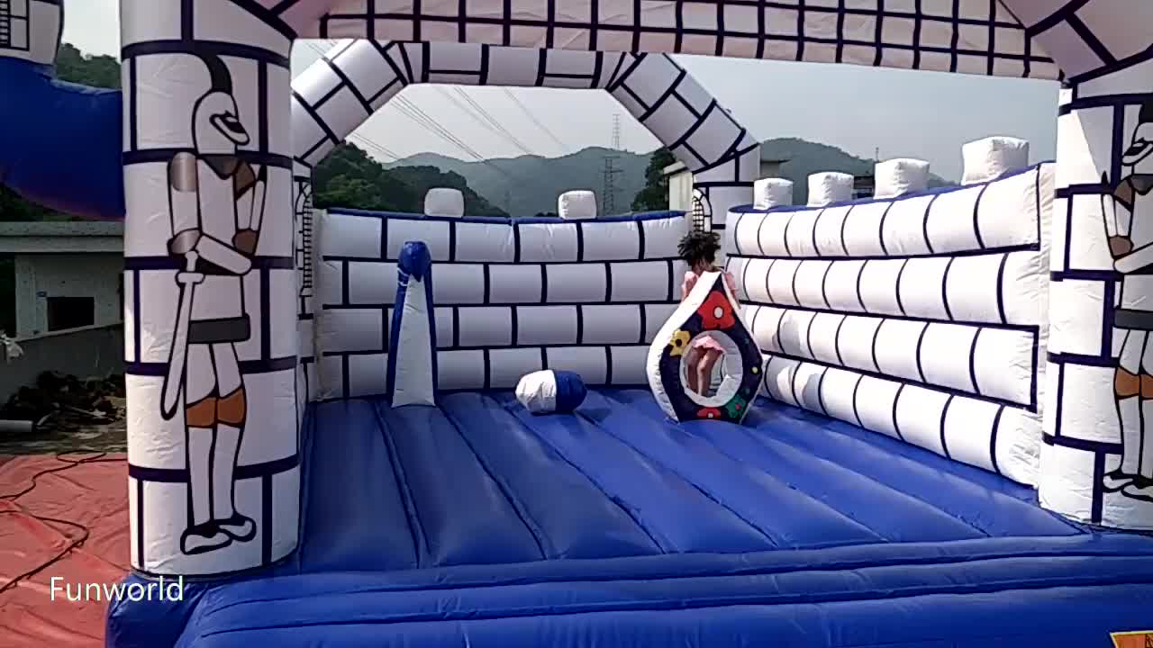 Air Bouncer Inflatable Trampoline bouncy castle jumping castle