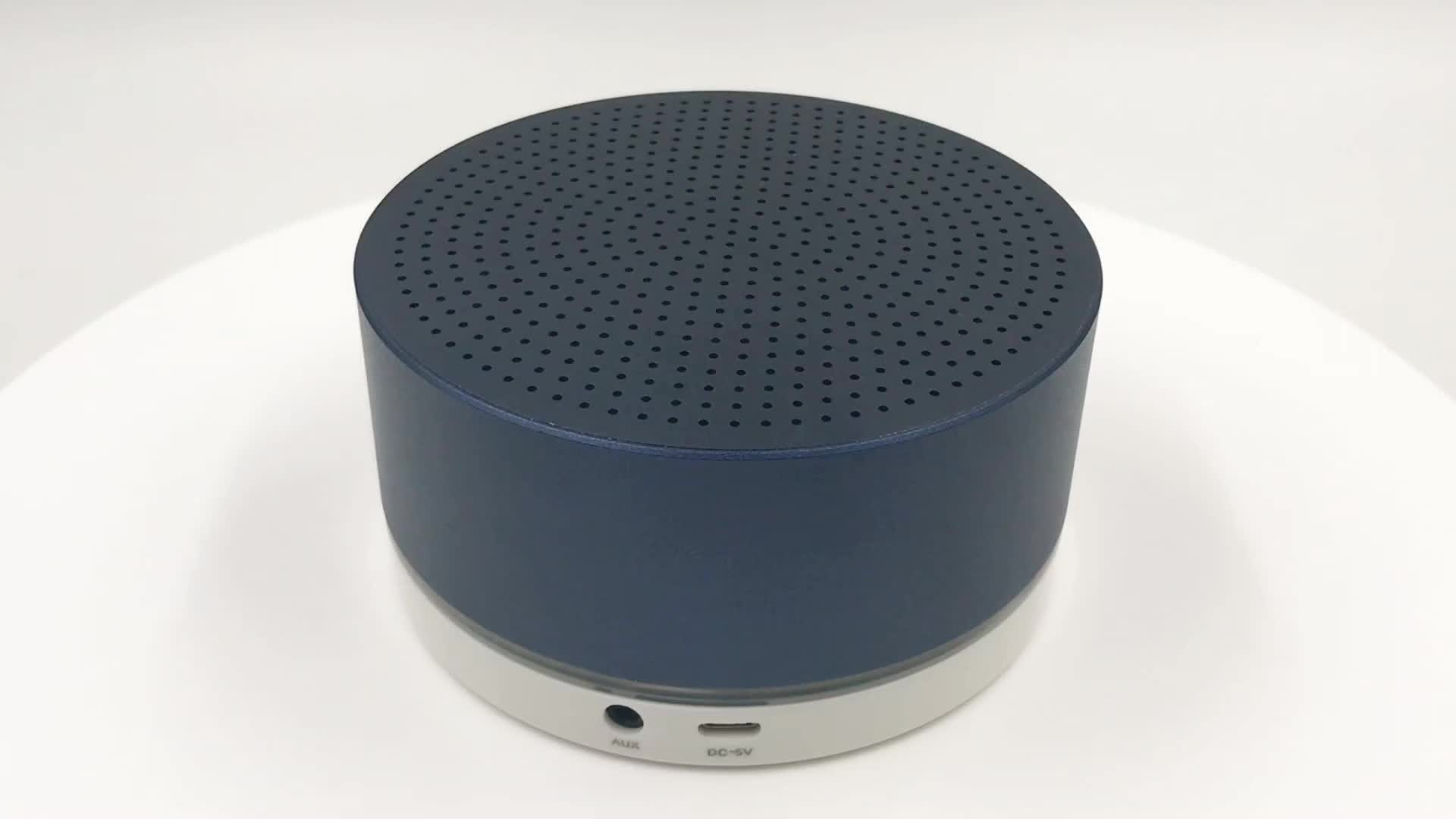 Rechargeable Battery Mini Portable Bluetooth Small Bluetooth Speaker