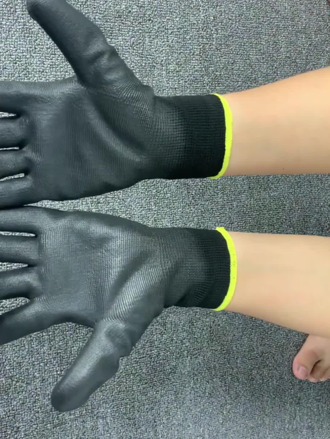 Hoge Prestaties Niveau 5 Bescherming Snijbestendige Handschoenen