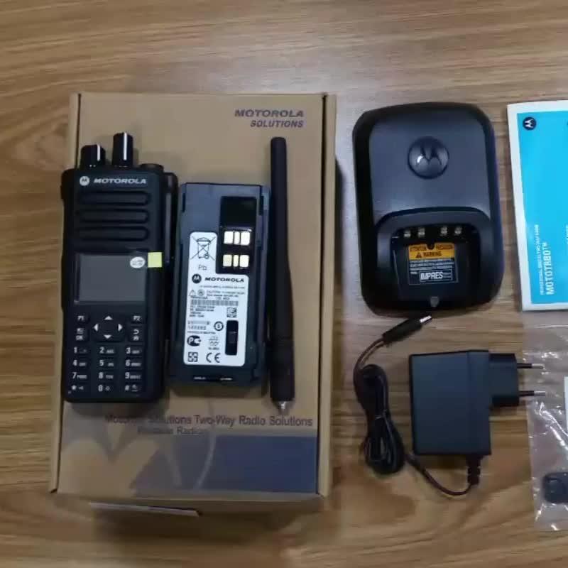 CE Walkie Talkie Motorola Bluetooth Motorola XIR P8668I IP67 GPS P8668