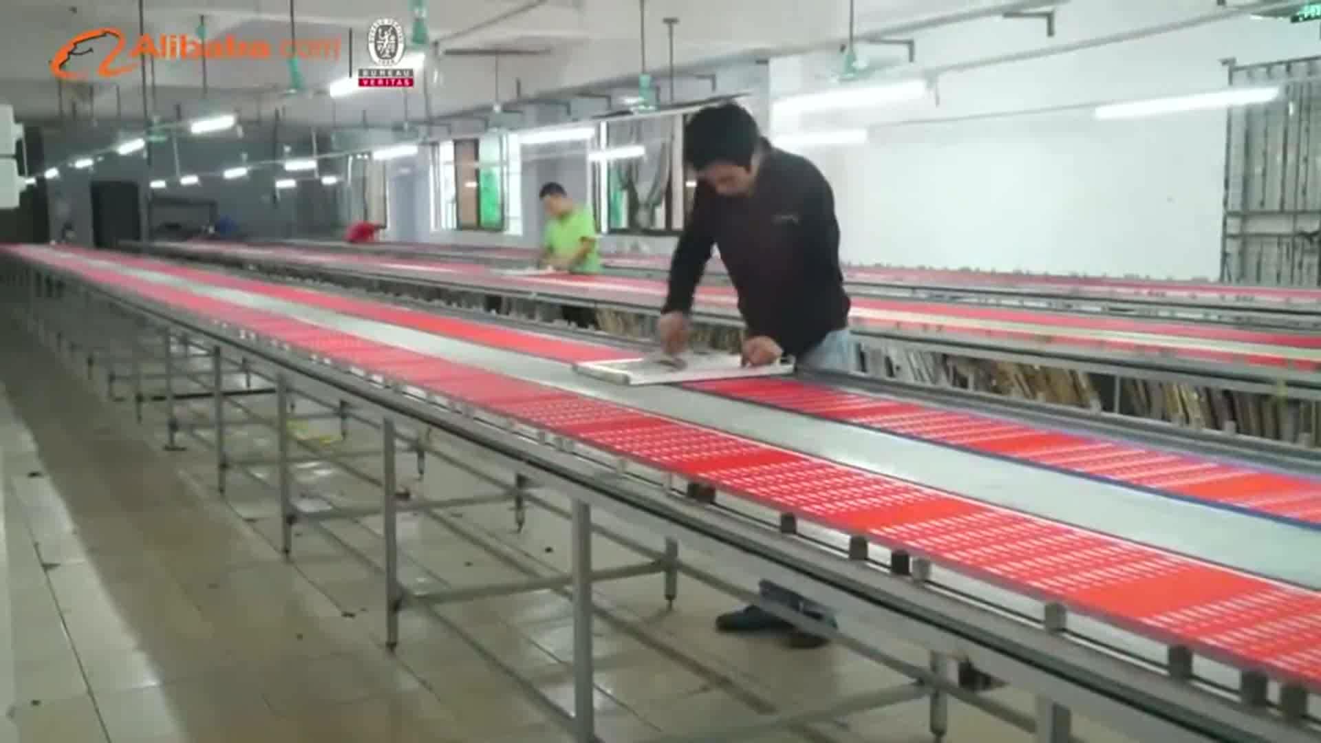 Promotion custom printed polyester lanyard
