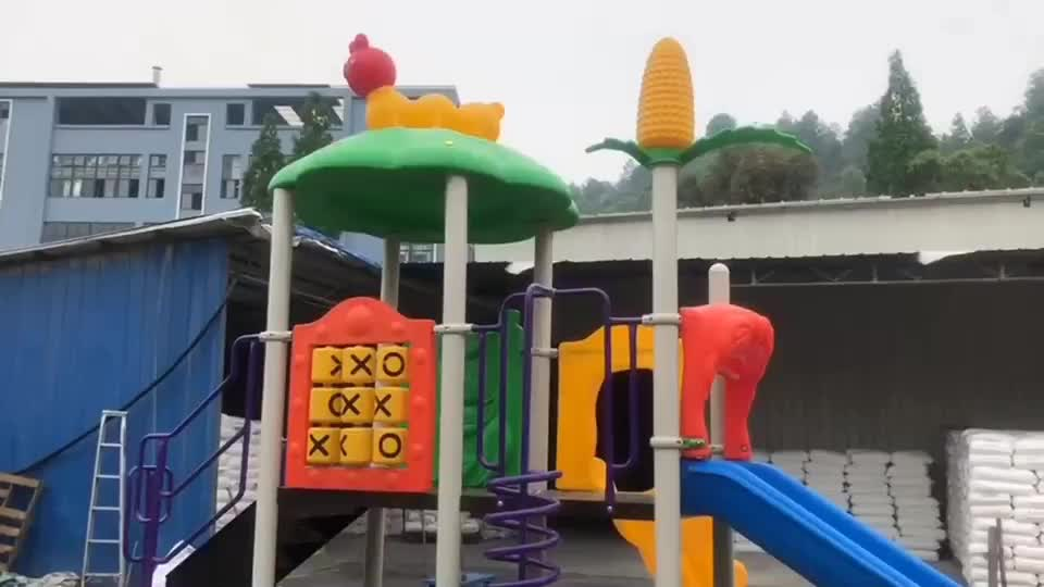 Kindergarten Amusement Park Equipment Children Fun Preschool Playground Kids Outdoor Toys For Sale