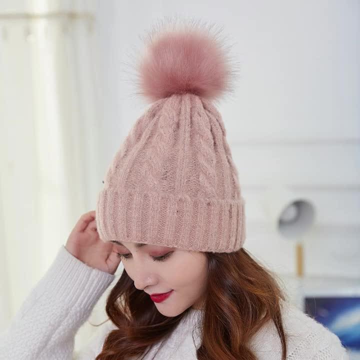 Новый 2020 оптовая продажа модные вязаные шапки зимние пользовательские логотип шапки женские вязаные