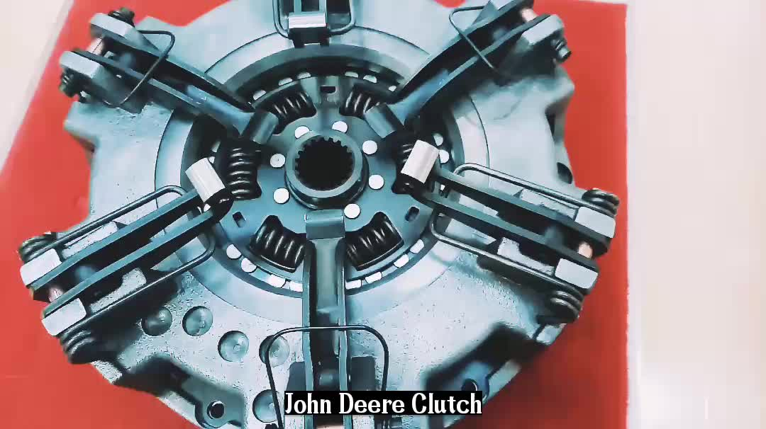 Leading China manufacturer OEM RE211277 Farm Tractor Parts Clutch Pressure Plate Clutch Housing and Clutch Kit