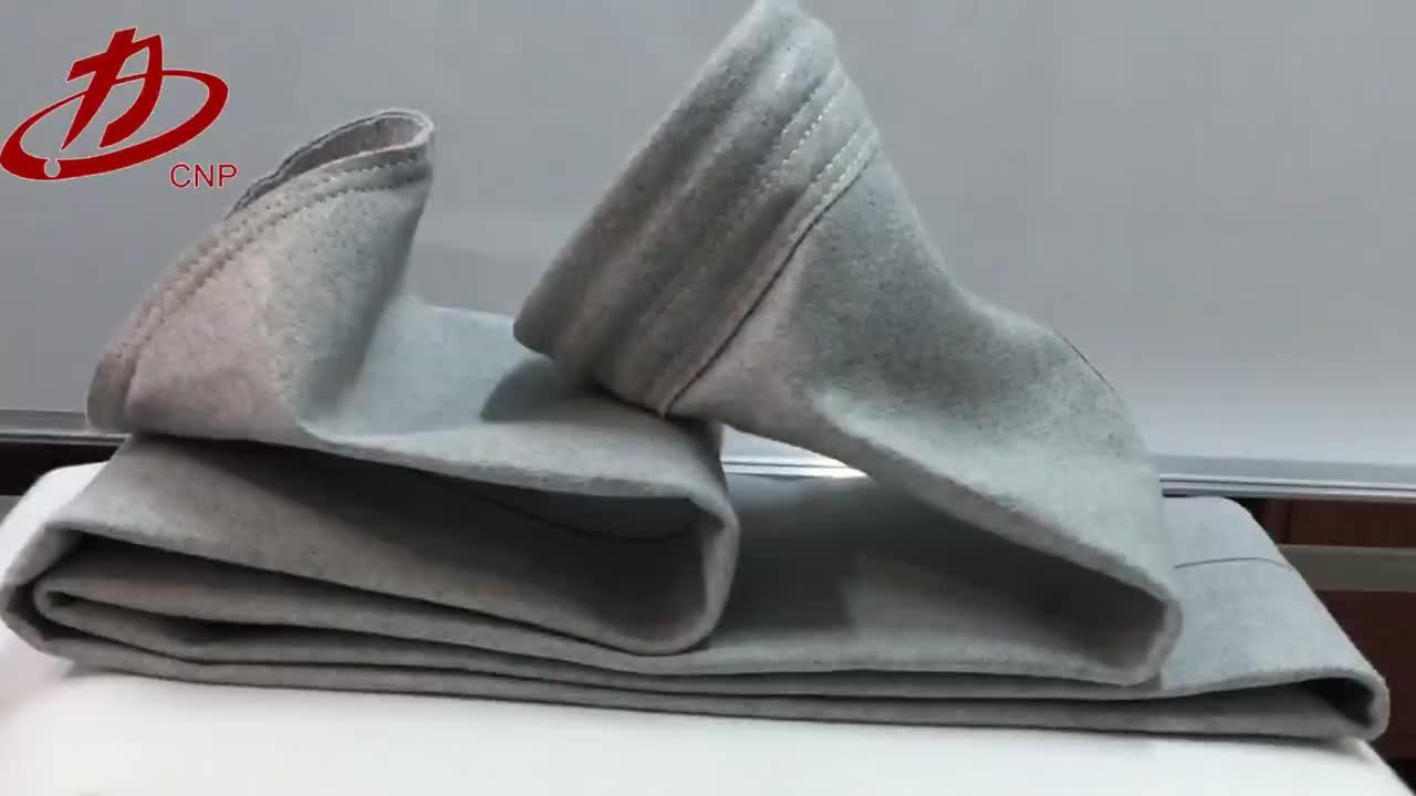 Nomex PTFE membran pps menggabungkan PTFE bag filter