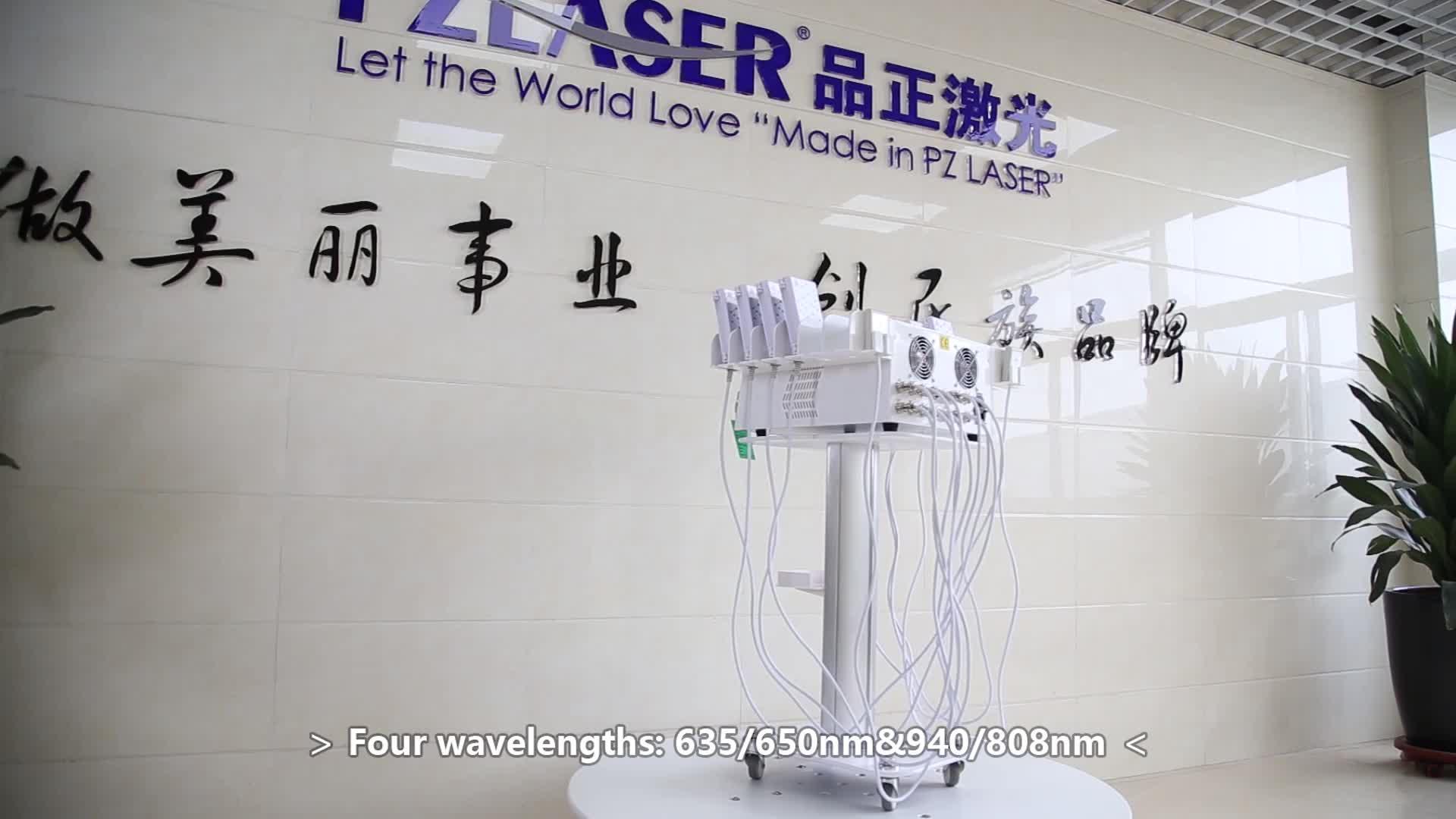2019 Venta caliente, máquina de láser lipo MÉDICO LÁSER lipo adelgazar máquina de liposucción