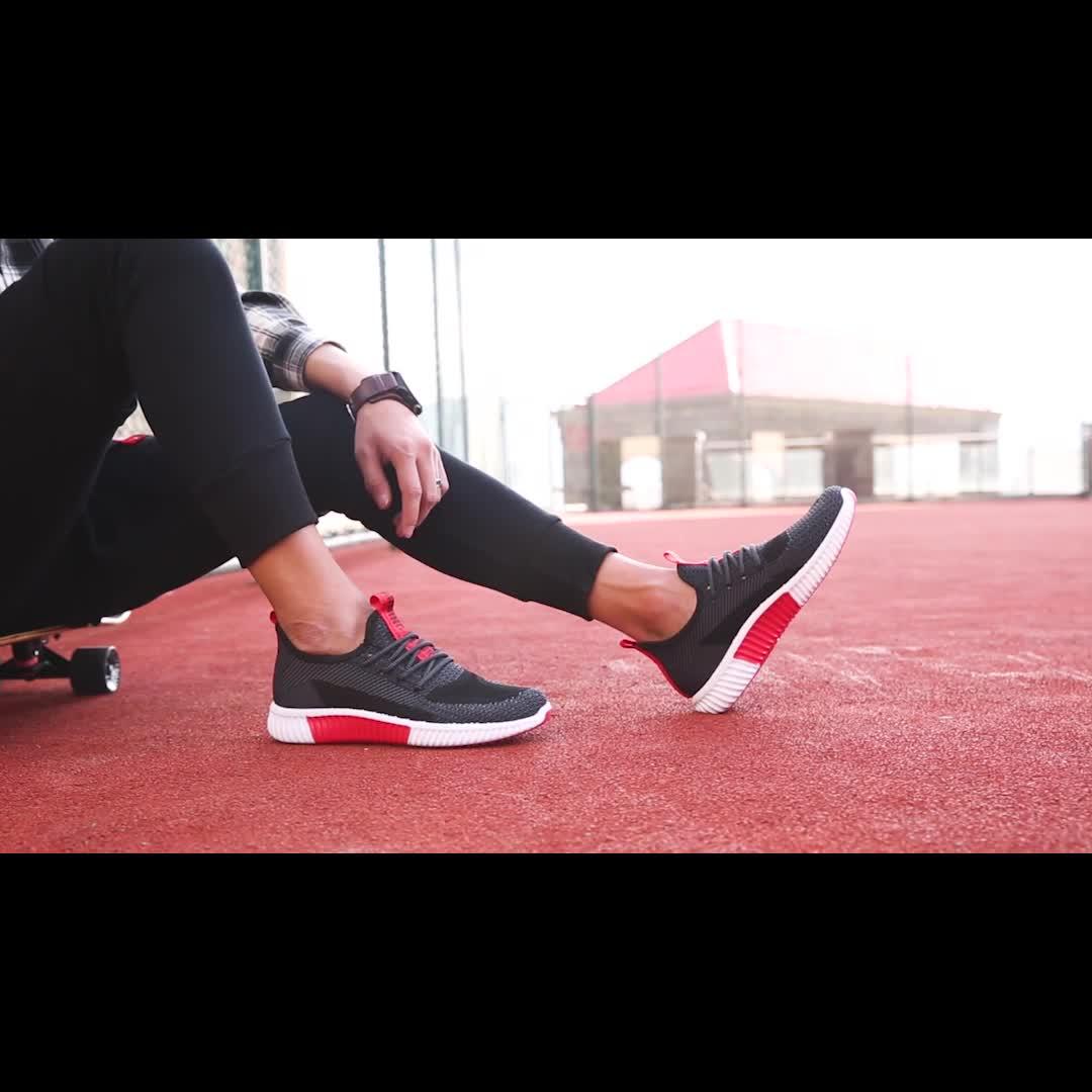 China factory casual sneakers mens footwear sport shoes custom