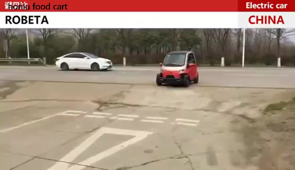 Adult 2 Seater Small Electric Car for Sale