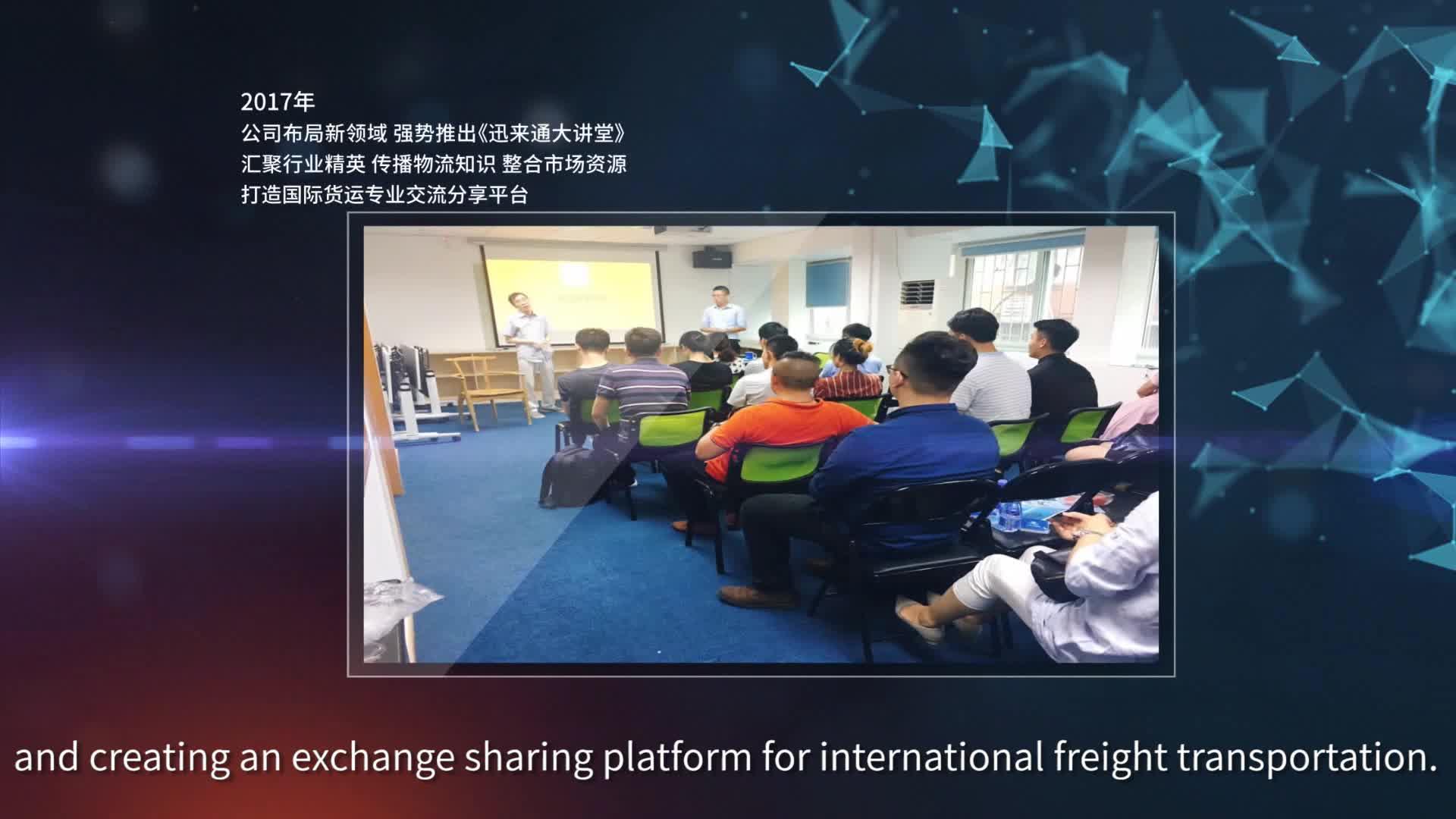 Internationalen spediteur für entrepot handel von China nach USA über Malaysia