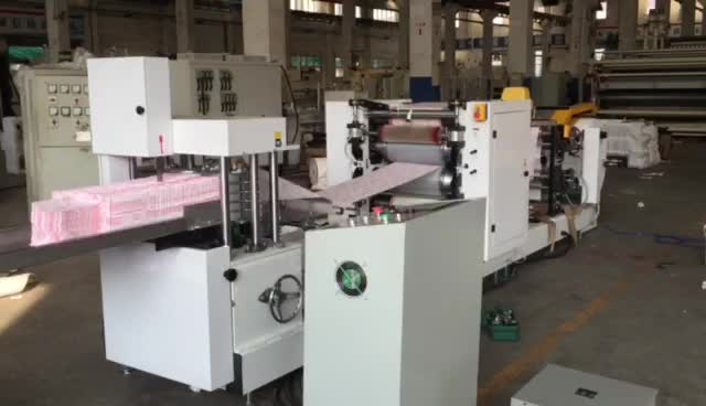 Equipment For The Production Of Tissue Napkin Paper Making Machine Price