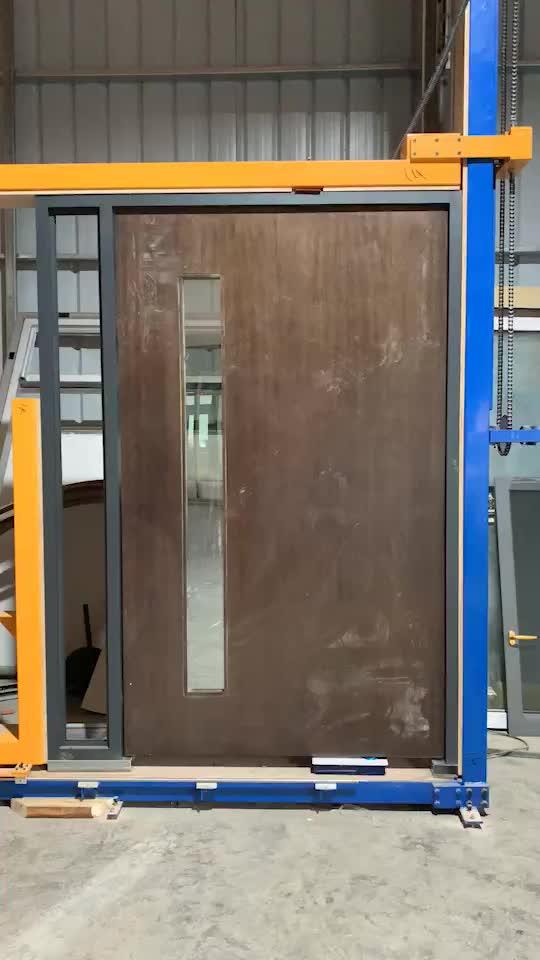 सामान्य एल्यूमीनियम प्रोफ़ाइल धुरी प्रवेश द्वार डिजाइन कारखाने गर्म बिक्री