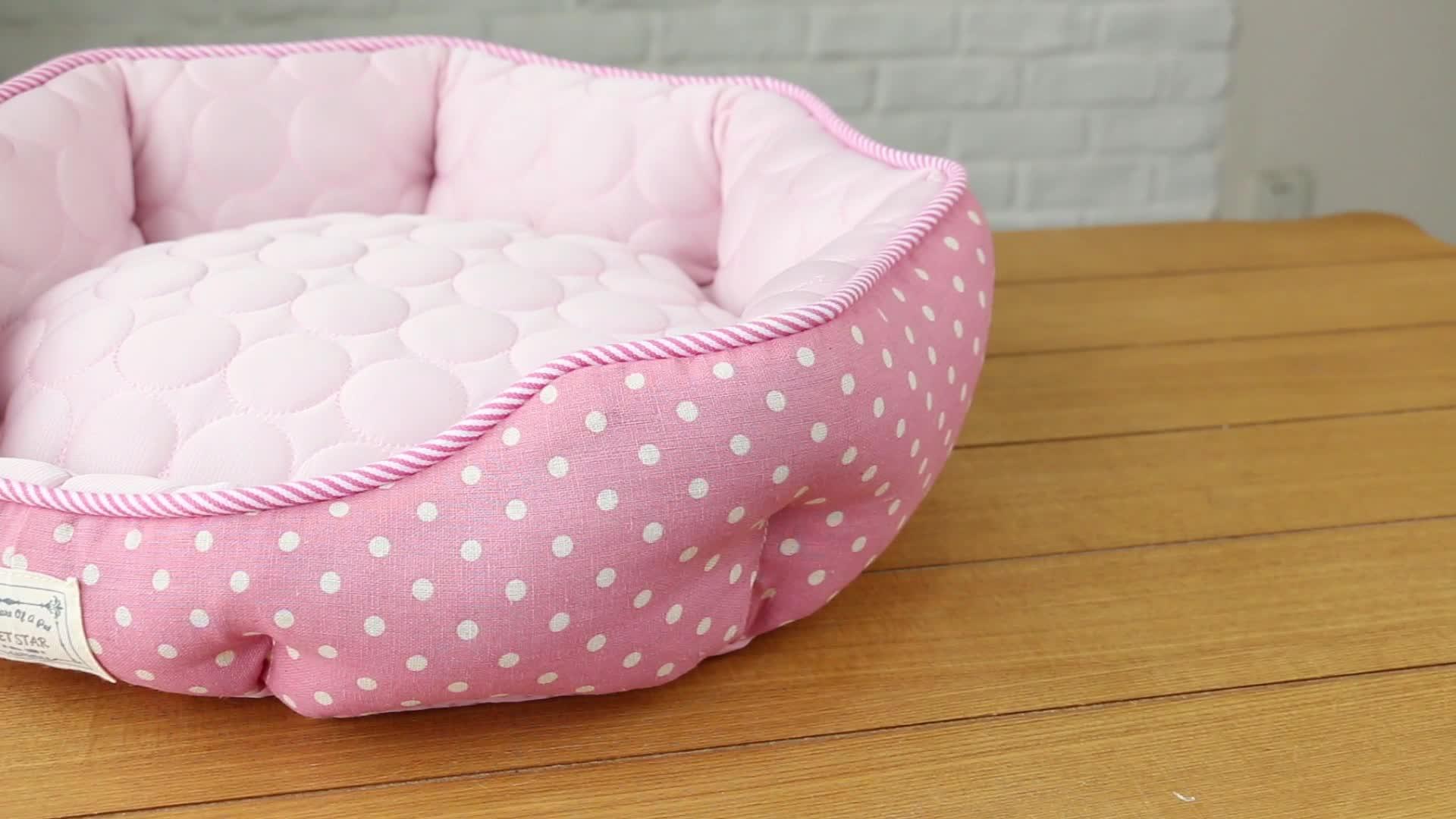 Speedypet новый дизайн летний охлаждающий коврик для домашних животных кровать для домашних животных