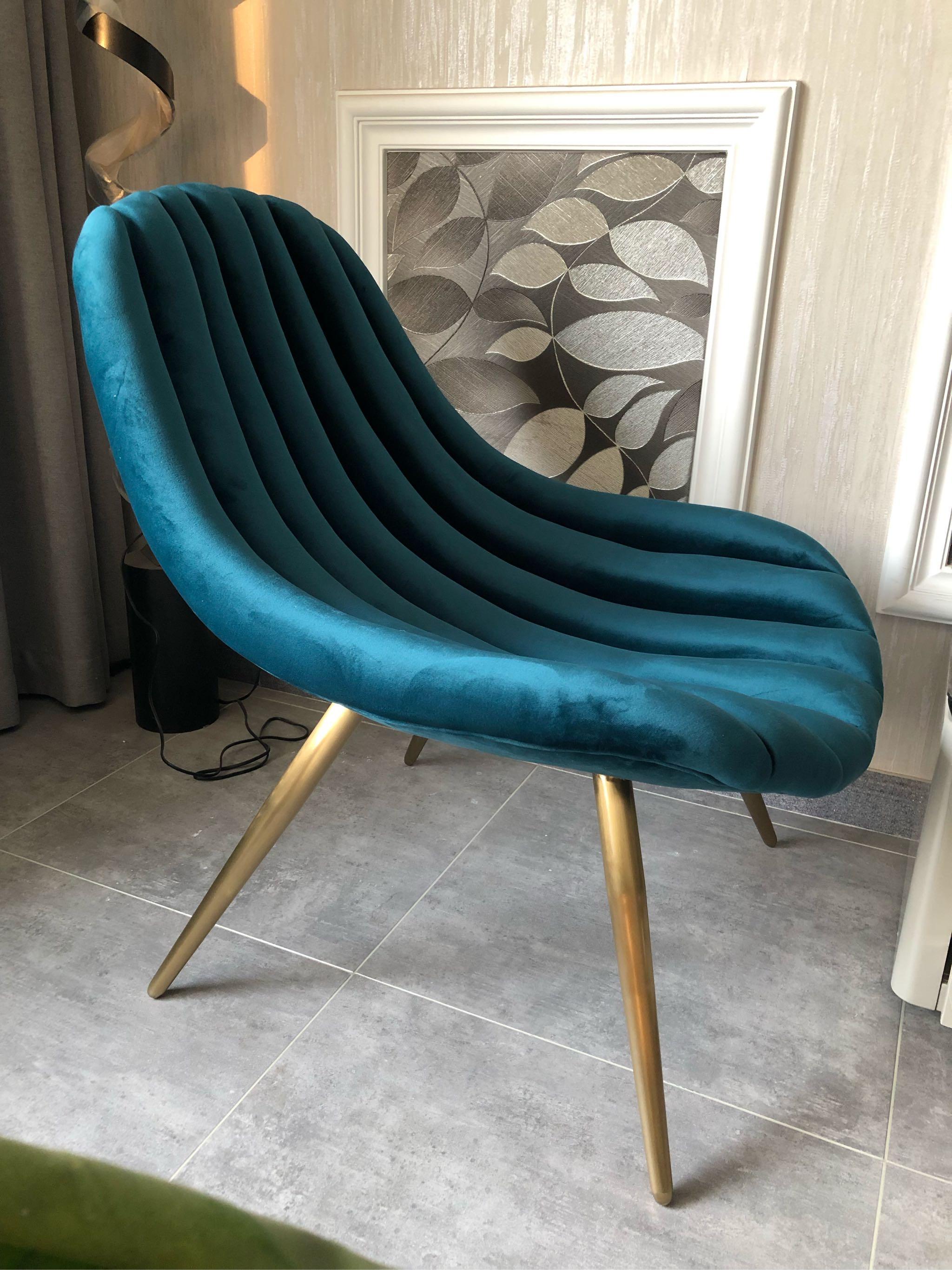 as家具好吗,as严选家具怎么样,北欧轻奢休闲单人沙发椅
