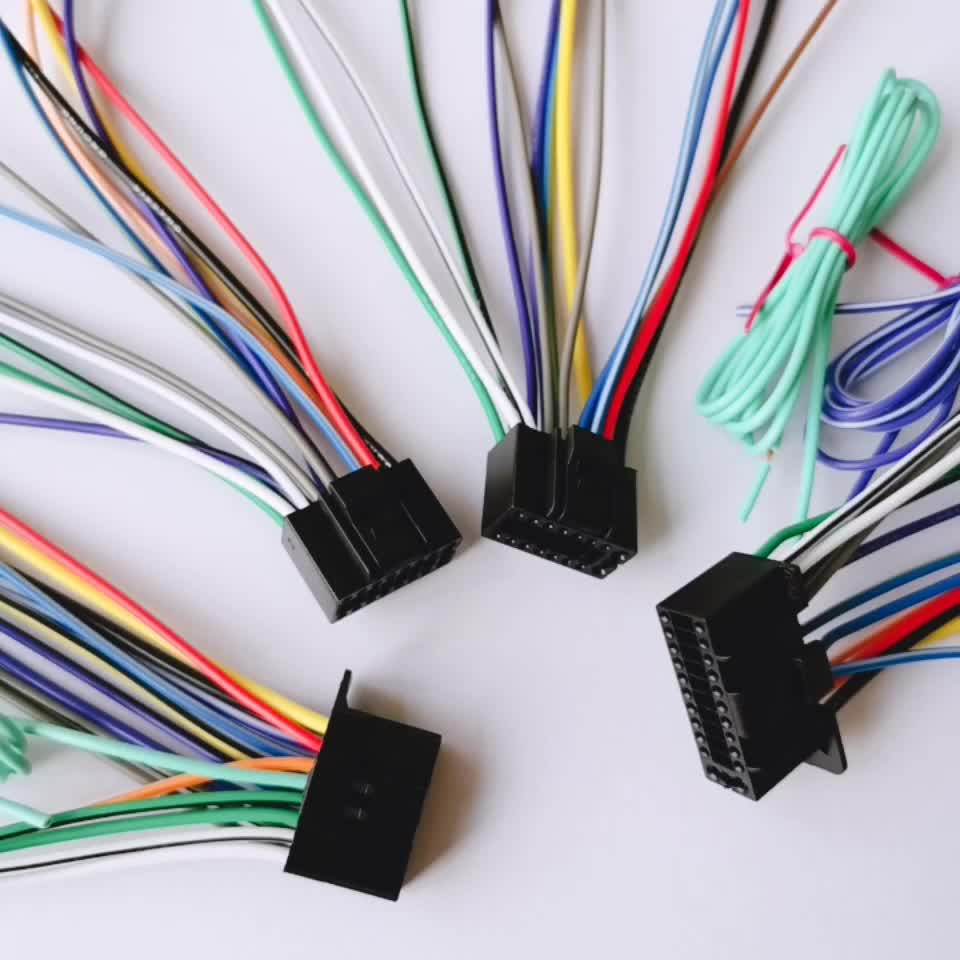 High Quality Jvc 16 Pin/22 Pin Automobile Car Stereo Radio Wiring Harness on jvc support, jvc kd s28 wiring-diagram, jvc cd receiver manual, trailer wiring harness, jvc car stereo manual, painless wiring harness, jvc car stereo gauges, jvc harness diagram, jvc car speaker, jvc car stereo wire colors, jvc car stereo connectors, car audio wiring harness, jvc kw avx710 manual, jvc wiring harness adapter, pioneer wiring harness, jvc kdx 250, jvc wiring harness color coating, radio wiring harness, jvc car stereo faceplate,