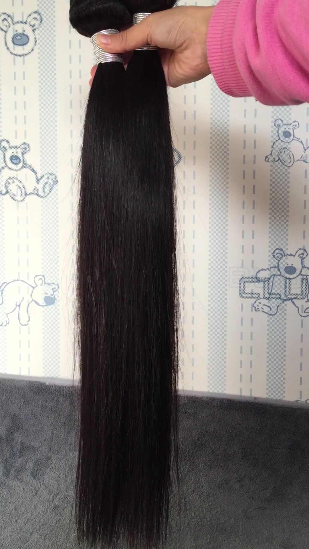 Produttore Prezzo Singolo Donatore Cuticola Allineati prima Vergine dei capelli vietnamita