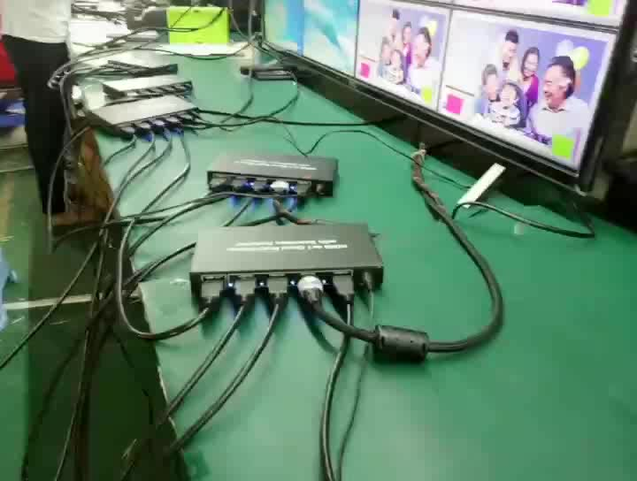 Vision 4Kx2K HDMI EXTENDER over 120m by CAT5E/6 CABLE with IR controlling