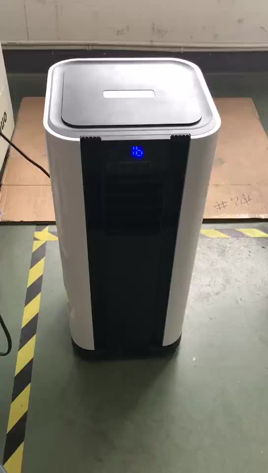 Smart AC Window Floor Standing Mobile Portable Air Conditioners With Remote Control