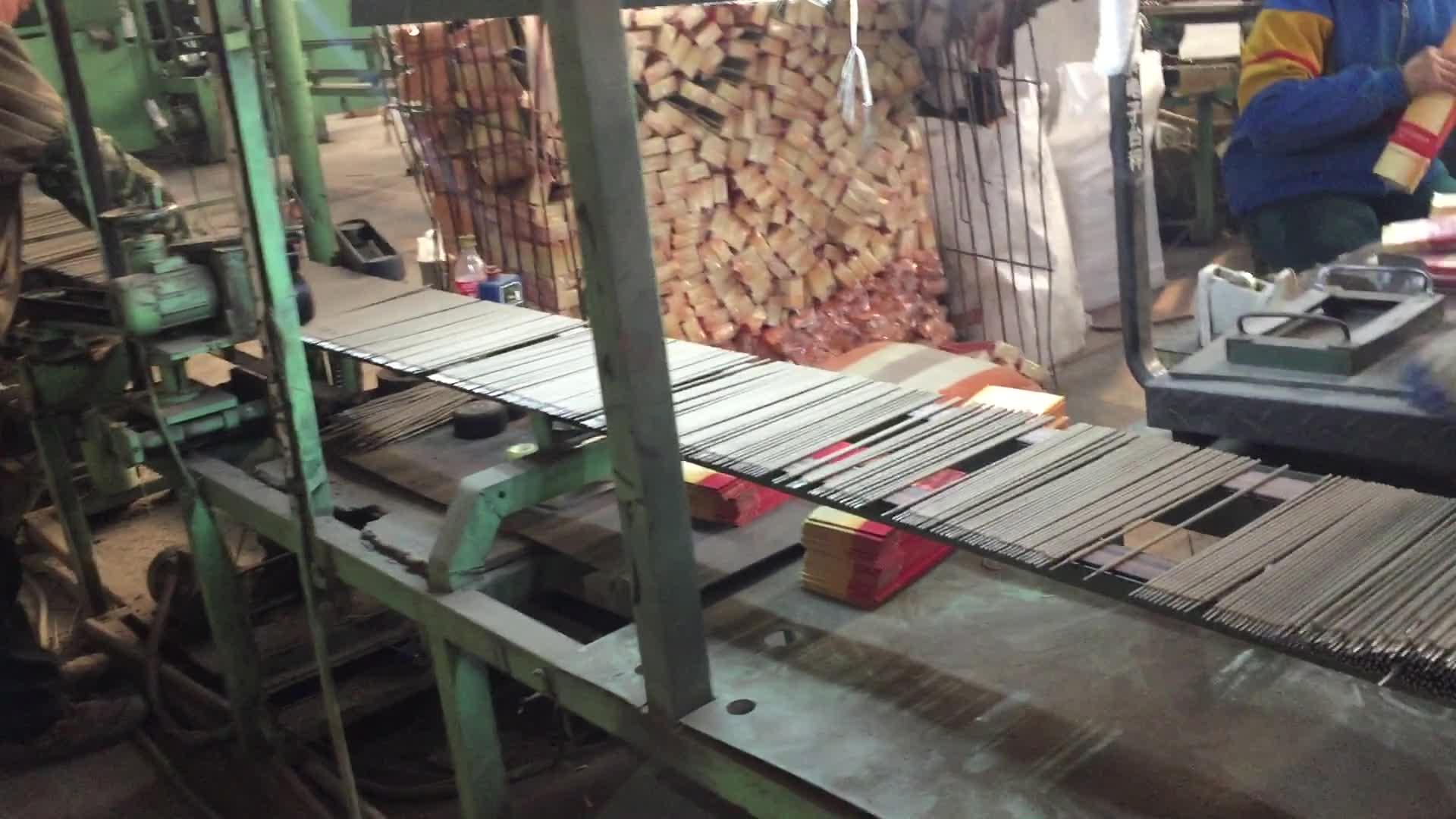 Chine fabricant électrode de tungstène pour le soudage de l'acier inoxydable