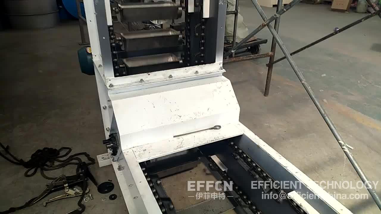 Kleine Verwendet Graind Reis Mühle Gummi Gürtel System Carbon Stahl Eimer Aufzug Förder Maschine Für Material Heben