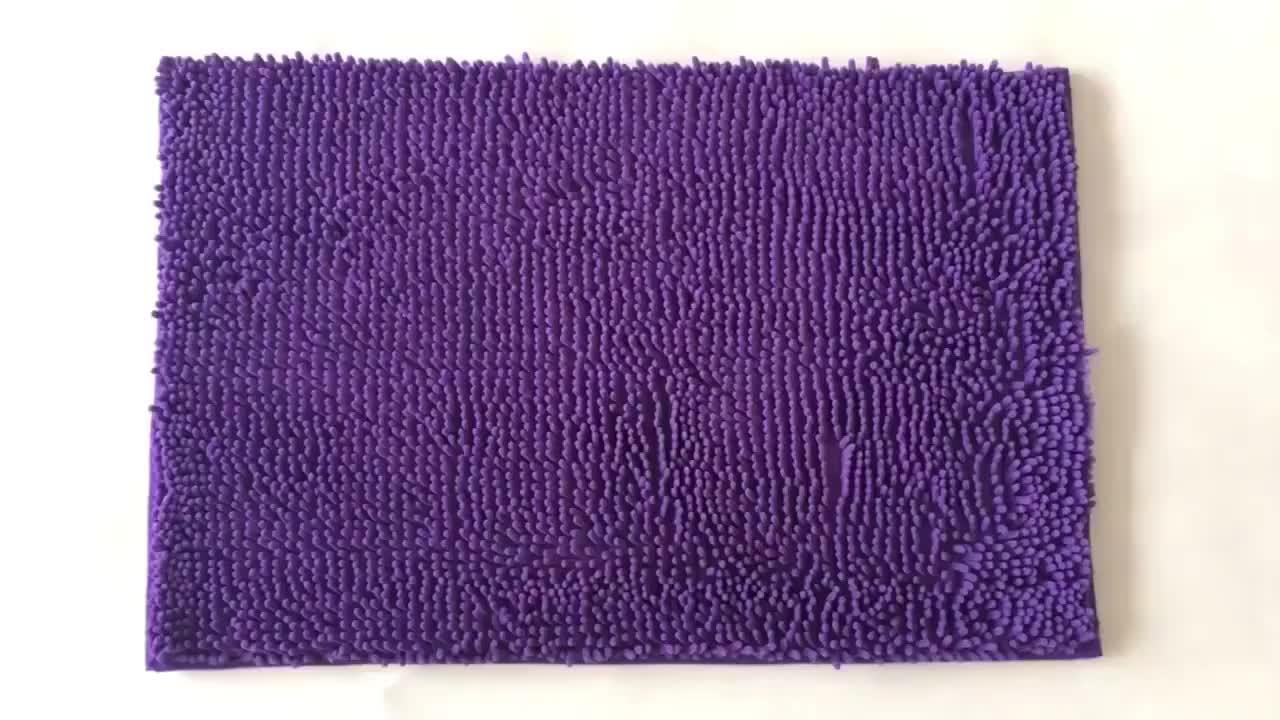 polyester shaggy cheap disposable carpet
