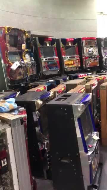 Pachinko-Verkauf Token Coin Games Machine Operated