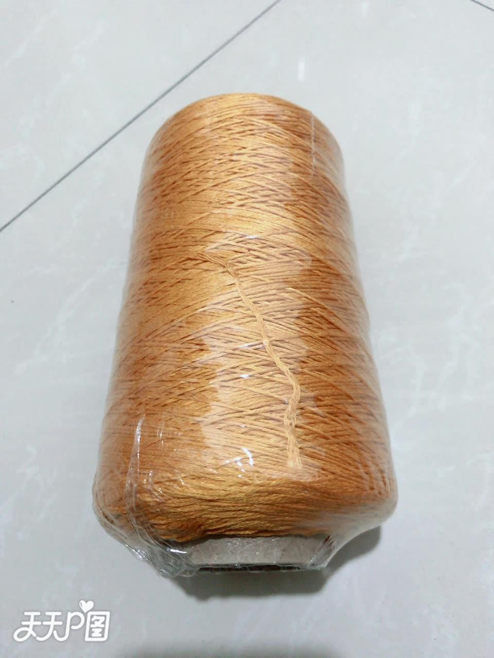 Buena calidad de fábrica directamente Cruz puntada del bordado hilo de ganchillo de algodón hilo de Turquía