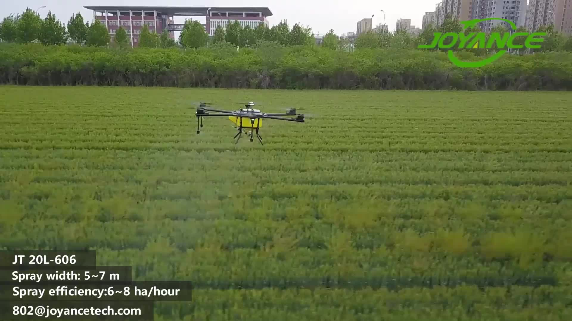 2019  big capacity insecticide spraying professional unmanned aerial vehicle for agrarische sprayer drone